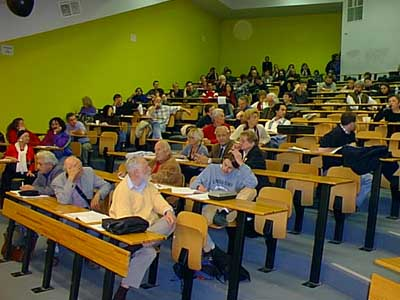 Colloque Toulouse : les participants