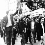 Octobre 1974 - la section CDFT-PTT de Lyon gare