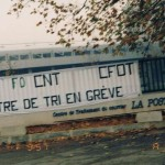 Décembre 95 contre le plan Juppé : la CNT avec les autres organisations syndicales