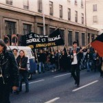 Passage devant le musée de la Résistance