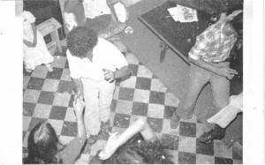 boum au 13 rue PierreBlanc dans les années 70