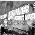 Collage Journées libertaires juin 1981