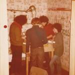 Mise sous bande - Mimmo, Pierre, Jean-Yves et Chantal